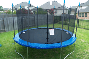 trampoline disassemble melbourne