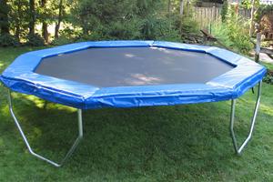 trampoline disassemble_melbourne